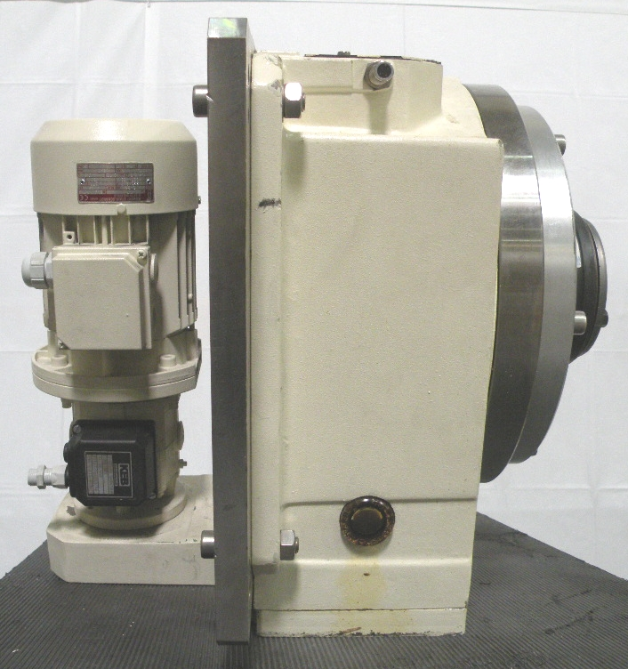 C110512 Weiss Gmbh Tc320 12 Motorized Rotary Indexing
