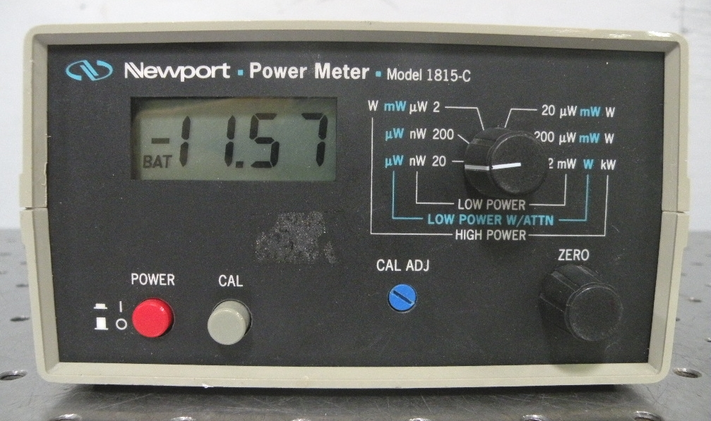 Newport Digital Meter : C newport power meter ebay