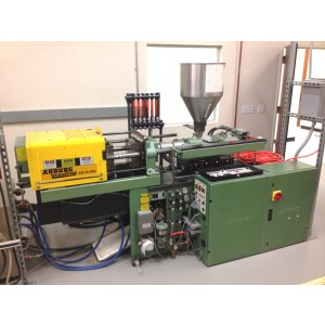 A113164 Arburg Allrounder 221-75-350 Injection Molding Machine, 35 Tons