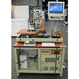"C82338 Electroglas 2001X 6"" Wafer Prober Probe Station w/ WaferMap Software"