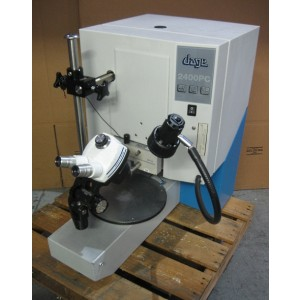 C89006 Dage 2400PC Wire Bond Pull/Ball Shear/Die Shear Tester w/ WP100 Load Cell