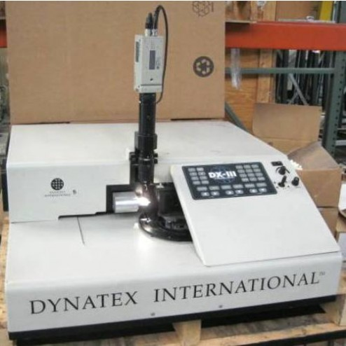 A82472 Dynatex DX-III Wafer Scriber Breaker