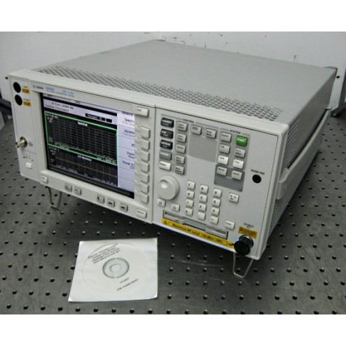 C97038 HP Agilent E4406A VSA Transmitter Tester (7MHz-4.0GHz) w/Opt. 202 300 BAF
