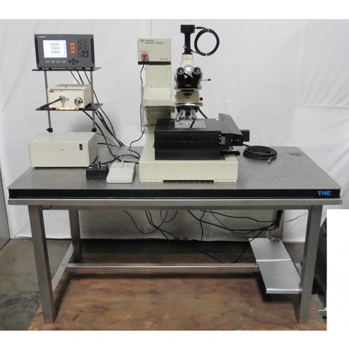 C119408 Technical Instrument KMS 310 RT Measurement Microscope 10X 50X 100X 150X