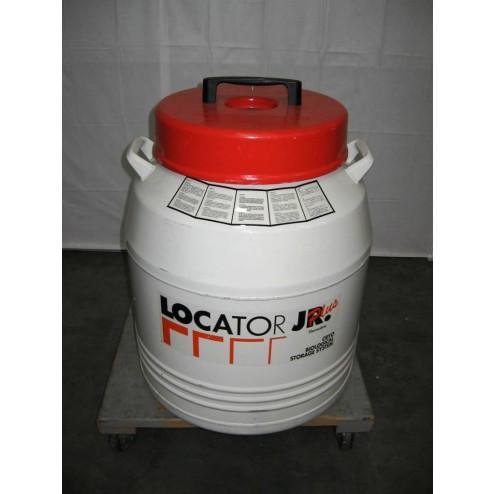 G113781 Thermolyne Locator Jr. Plus Cryo Biological Storage Vessel, Dewar