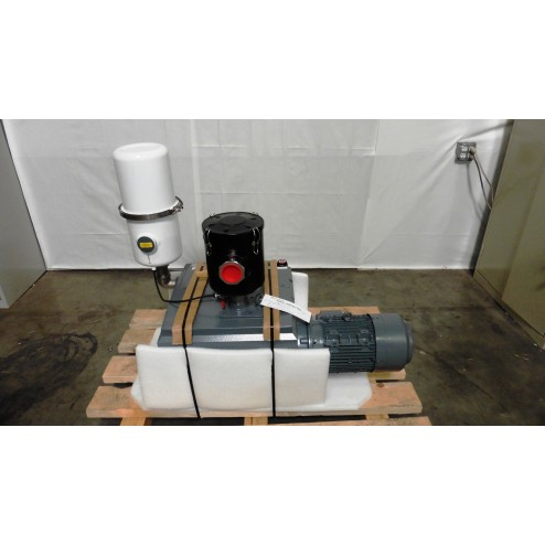 G115692 Edwards EV160 Oil Sealed Rotary Vane Vacuum Pump