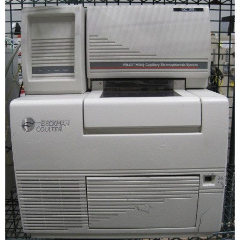 R108484 Beckman Coulter P/ACE MDQ Capillary Electrophoresis System