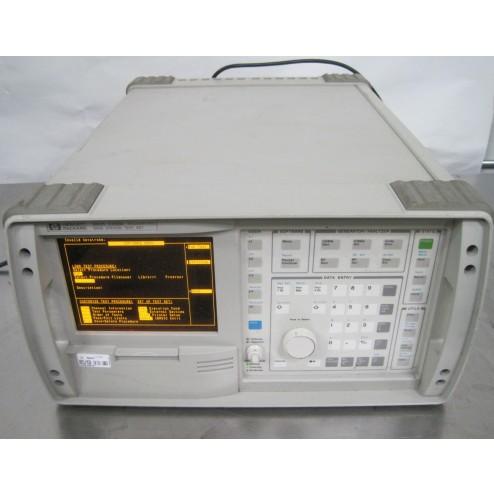 R113542 HP Agilent 8935 CDMA E6380A OPT 1D5 Cellular / PCS Base Station Test Set