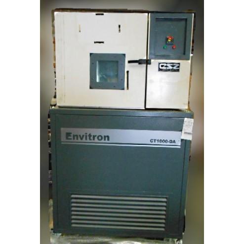 R95132 CSZ Cincinnati Sub-Zero Enviromental Test Chamber w/ Envitron CT1000-DA