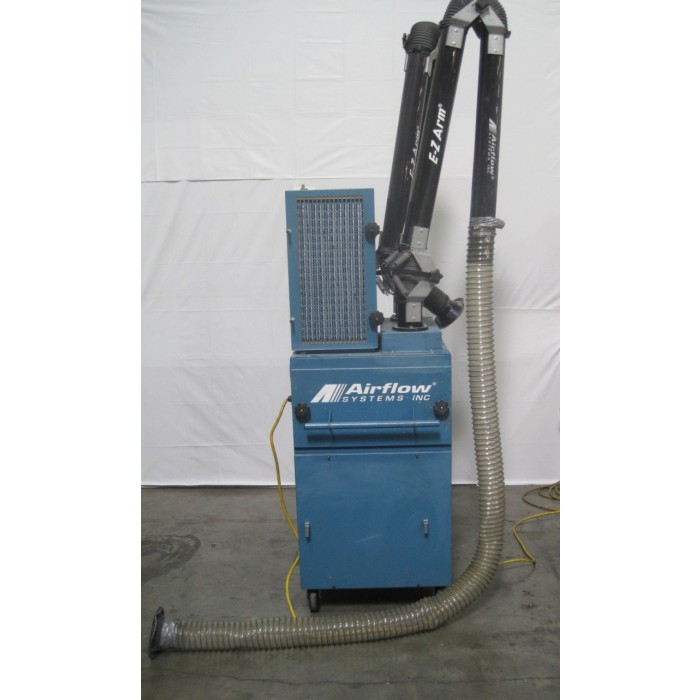 Outback equipment company r111495 airflow systems for Portable dust collector motor blower