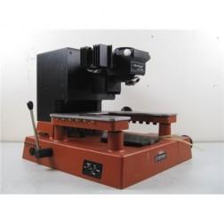 C97050 Signatone S-250-5 Wafer Prober Probe Station w/ B&L Microzoom Microscope