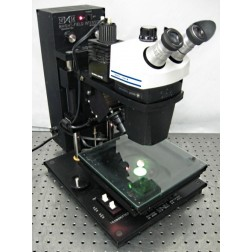 C113242 MM Micromanipulator MW30 Bright-Field Intensity Microscope w/ B&L SZ7