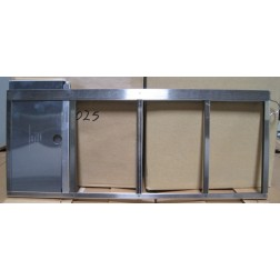 R109516 Pallet of BioGenic Cryogenic  Blood Bag 4-Place Frames & Canisters ZC205
