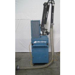 R111495 AirFlow Systems Portable Dust Collector w/ E-Z Arm Minipac