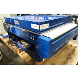 A170653 NPC Incorporated LM-A-1400x200 Solar Production Laminator with Conveyor